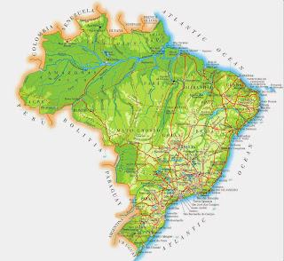 Mapas do Brasil