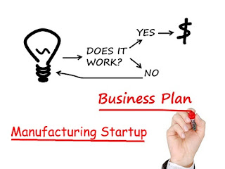 manufacturing startups ideas
