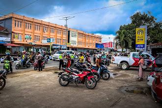 Photography Street Kota Sintang Saat Razia