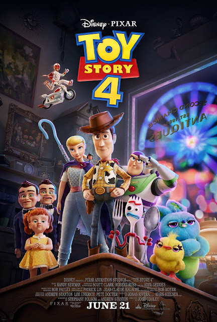 Disney Pixar films