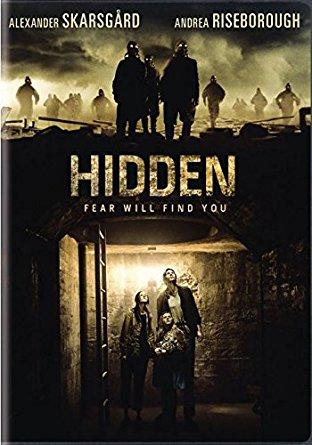 Ocultos [Hidden] (2015) [BDrip Latino] [Terror]