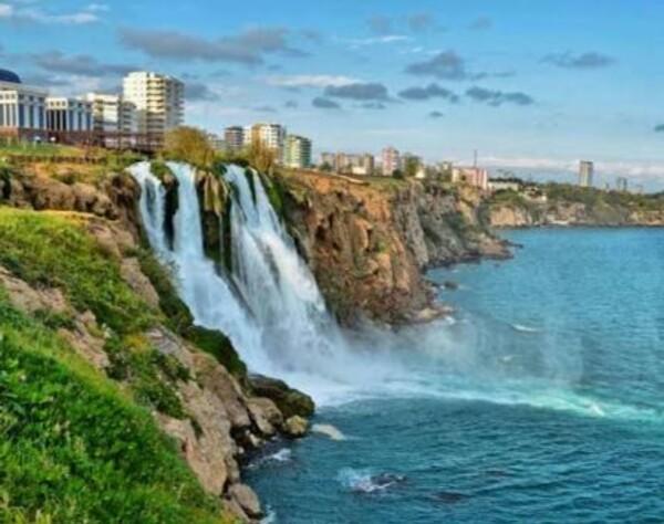 مدينة أنطاليا أجمل مدن تركيا