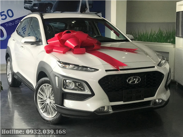 Ngoại thất Hyundai Kona 2019 tiêu chuẩn