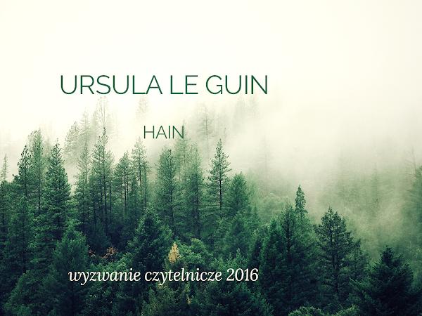"""Nie wywołuj misia z lasu, czyli """"Słowo las znaczy świat"""" Ursuli Le Guin"""