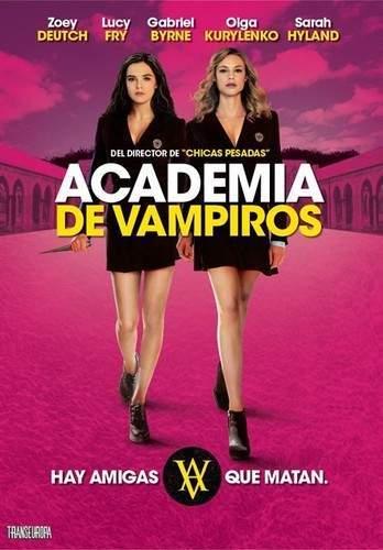 Academia de Vampiros (2014) [BRrip 1080p] [Latino] [Fantástico]