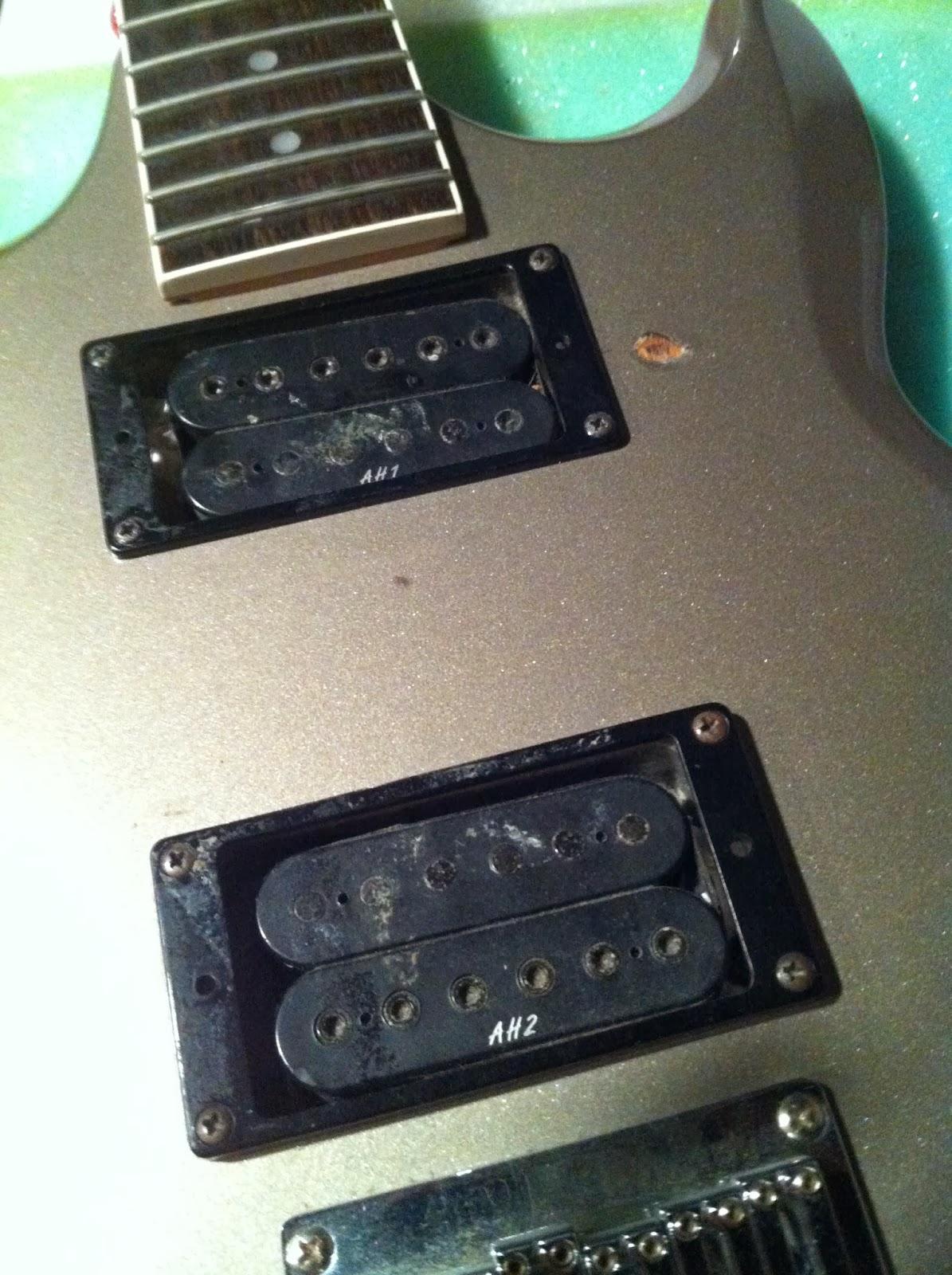 terrible guitars ibanez ax120. Black Bedroom Furniture Sets. Home Design Ideas