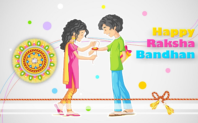 HappyRaksha Bandhan 2017 images for WhatsApp
