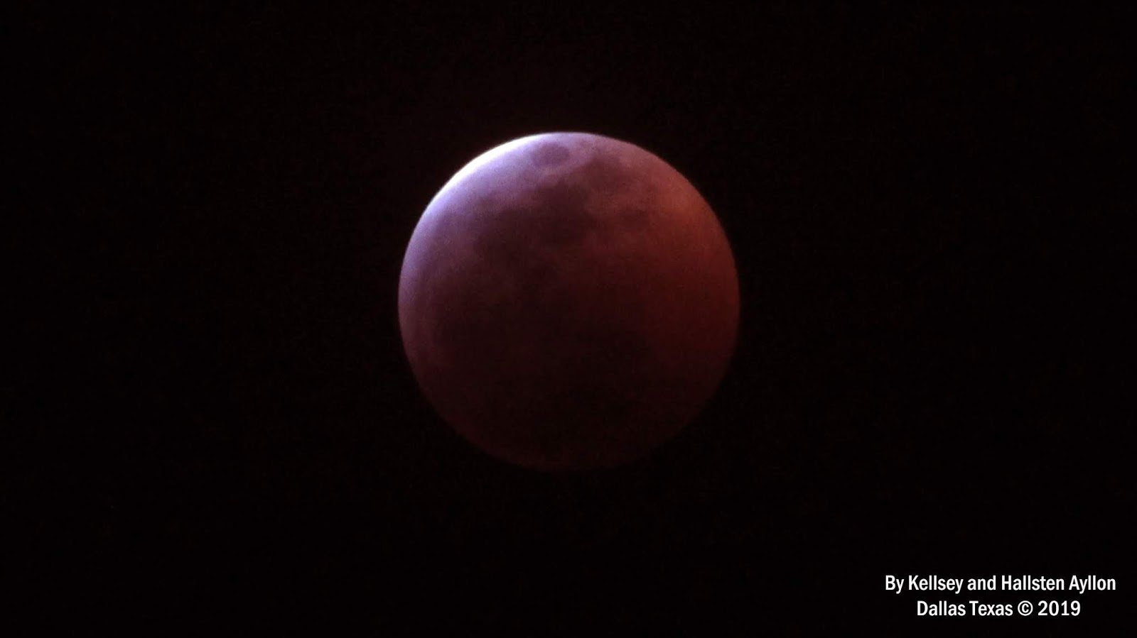 blood moon january 2019 dallas tx - photo #13