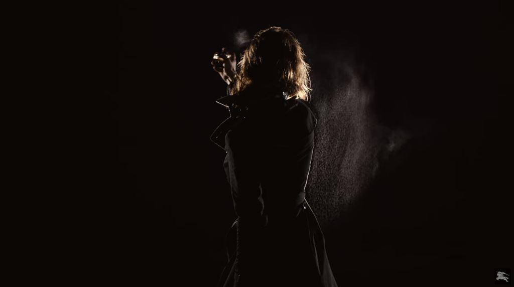 foto modella my burberry black profumo name nome model