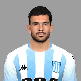 PES 2017 Faces Darío Cvitanich by DanielValencia_EA