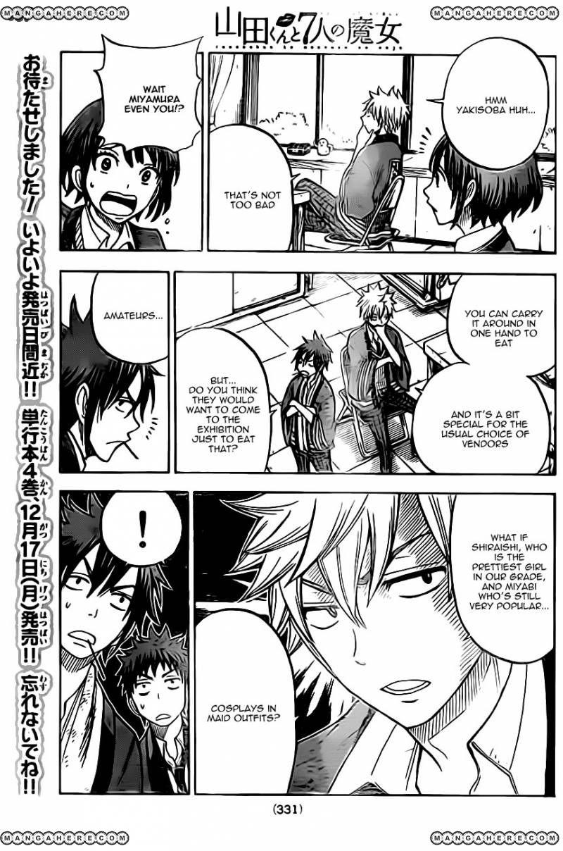 Yamada-kun to 7-nin no Majo 42
