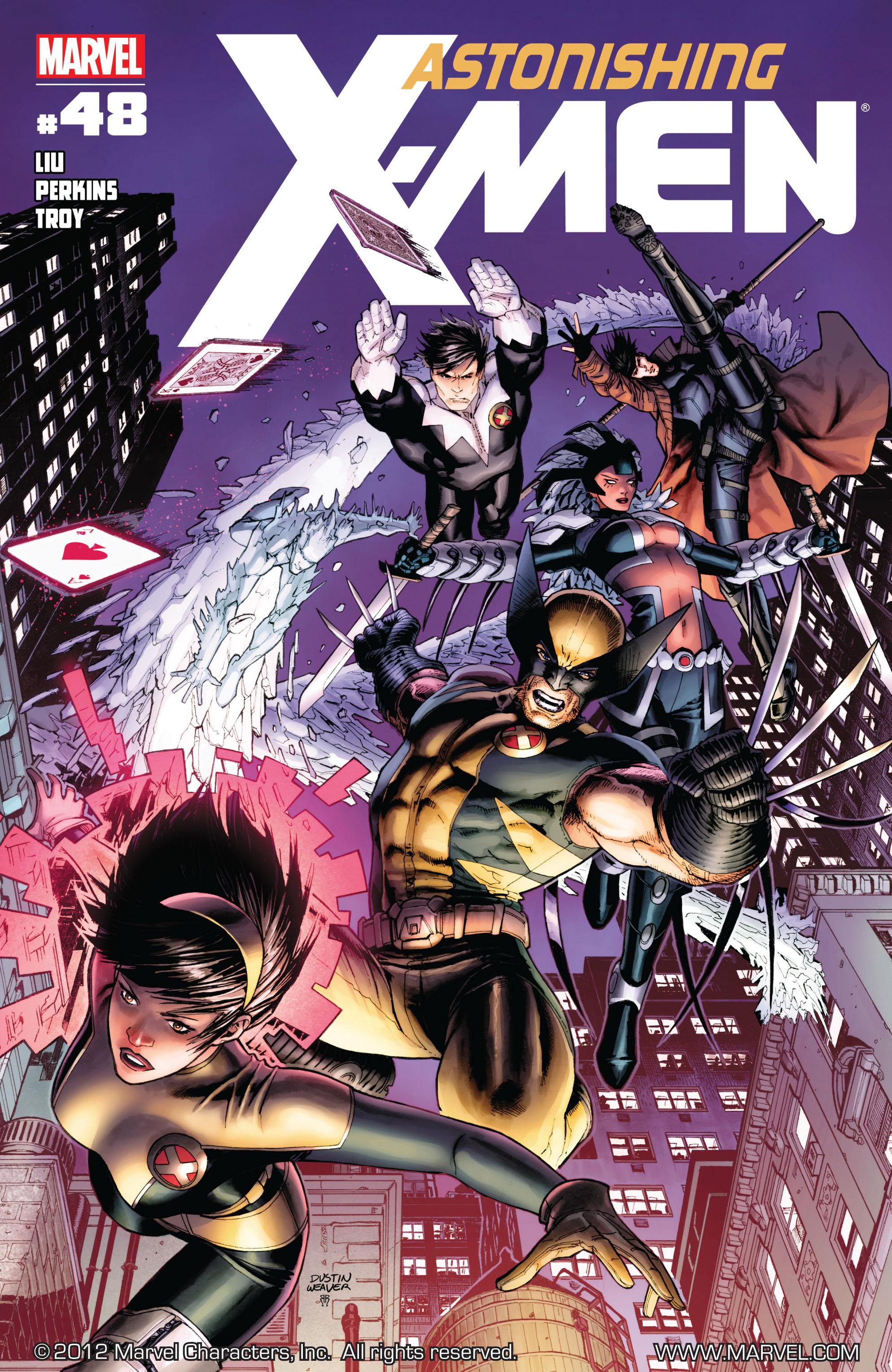 Astonishing X-Men (2004) 48 Page 1