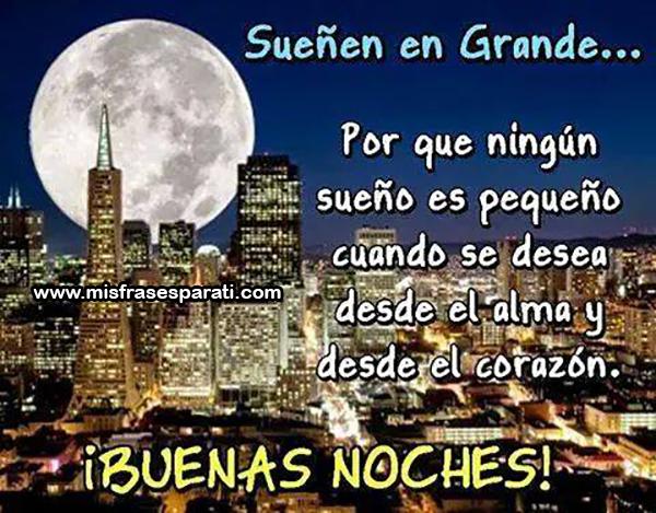 Buenas noches, Frases de buenas noches, Postales de buenas noches, Mensajes de buenas noches