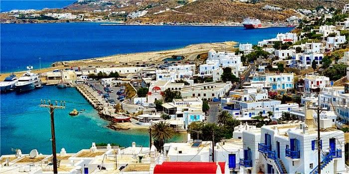 Offerta vacanze Mykonos Grecia Maggio 2015