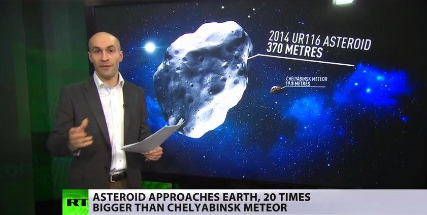 asteroid that hit siberia - photo #29