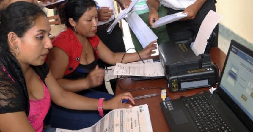 ONPE empleará Sistema de Escrutinio Automatizado en 12 distritos del país - www.onpe.gob.pe