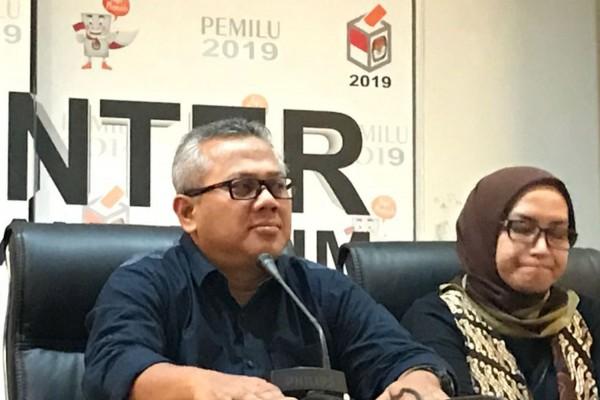 KPU Minta Tambahan Dana Rp 35 M untuk Pengamanan Website