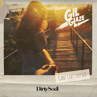 "Gil Glaze Unveils New Single ""Can't Let You Go"""