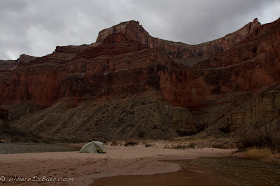 The peninsula that I called home, grand canyon of the colorado, Chris Baer