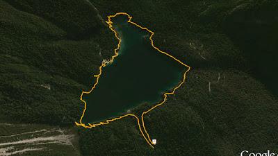GPS Lago di Tovel