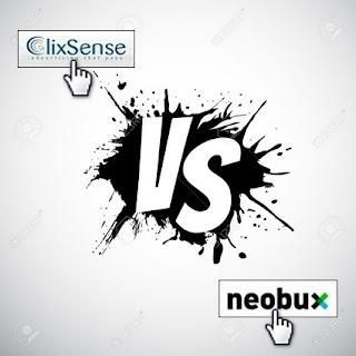 Clixsense atau neobux