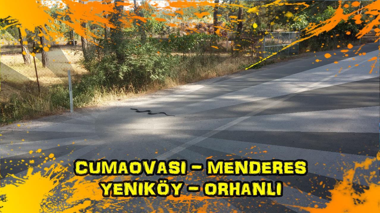 2018/06/06 Cumaovası - Menderes - Yeniköy - Yeni Orhanlı