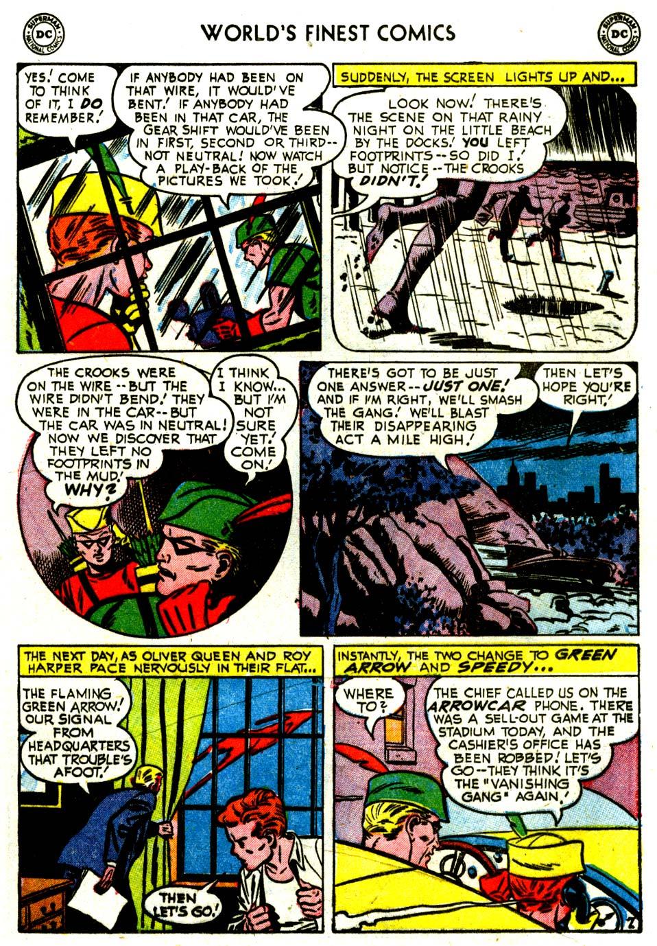 Read online World's Finest Comics comic -  Issue #68 - 33