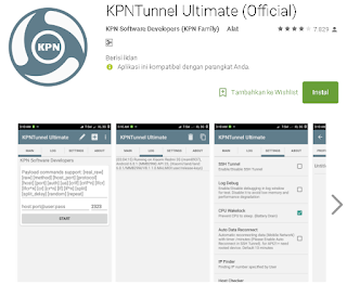 KPNTunnel Ultimate (Official)