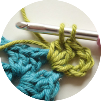 how to start a crochet row without chains