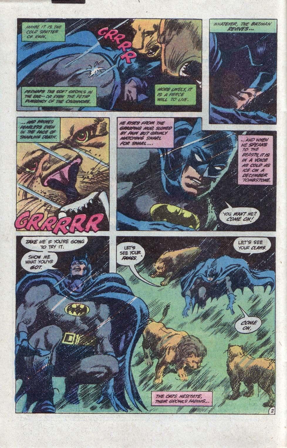 Detective Comics (1937) 531 Page 2