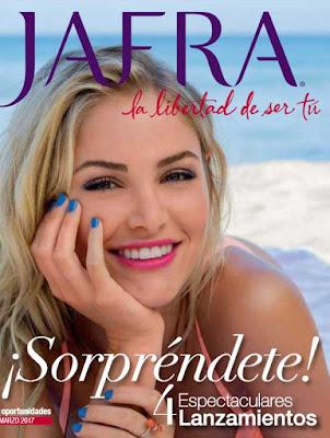 Catalogo Jafra 2017 oportunidad Marzo