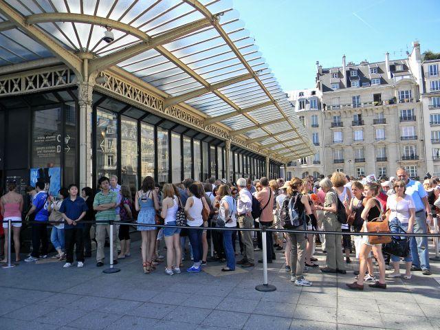 paryskie muzea