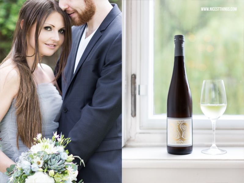 Hochzeitsfotografie Weingut Von Winning Deidesheim