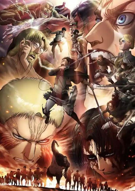 Shingeki No Kyojin Season 3 Part 2 Episode 03 Sub Indo