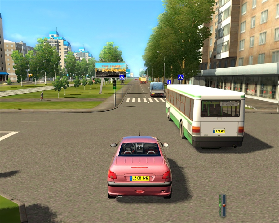 Multisoft City Car Driving