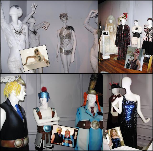 Bye Bye, 50 ans de costumes - Musée Grévin