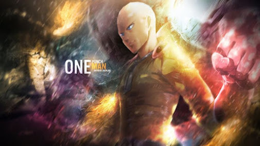 Mais one punch man