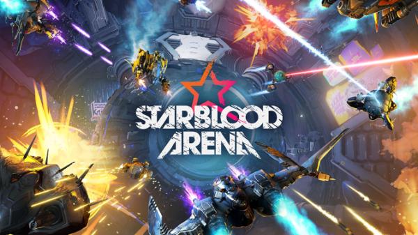 Presentado StarBlood Arena para PSVR