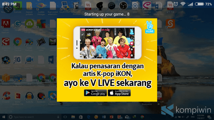 game komputer di iphone