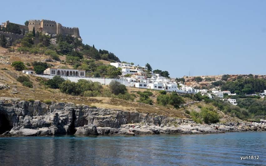 Одно из самых привлекательных мест острова Родос