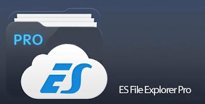 es file explorer file manager apk mod