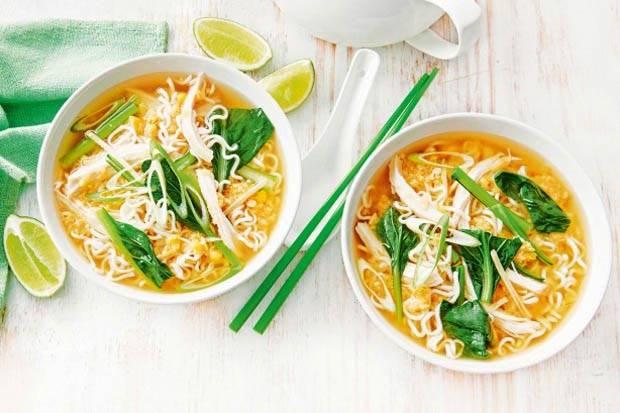 Resep Mie Ayam Jagung Spesial