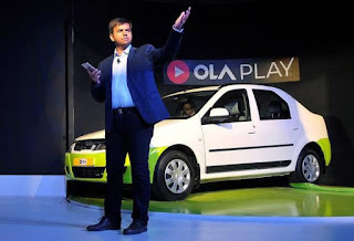 Spotlight : Ola, To Become Global With Launch In Australia.
