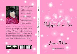 "Libro ""Reflejos de mi Ser"" de Arjona Delia"