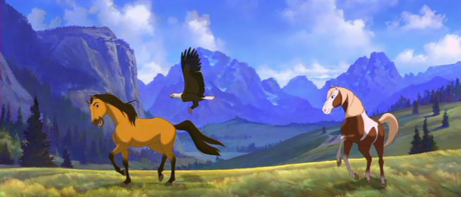 paint spirit stallion of the cimarron # 21