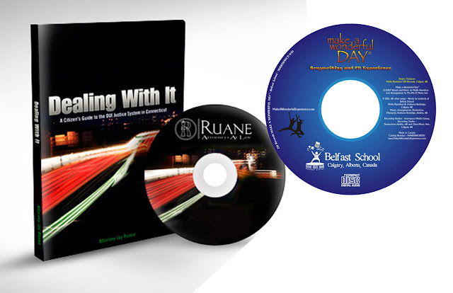 CD Mixtape Cover Design Service