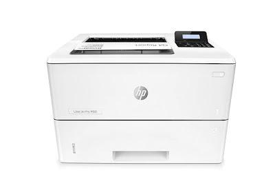 This printer leads its shape inward depression unloosen energy piece of employment  HP Laserjet Pro M501n Driver Downloads