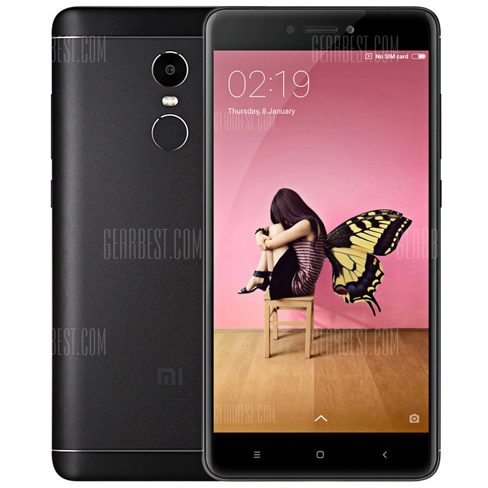 Xiaomi Redmi Note 4X 4G Phablet International Version Coupon