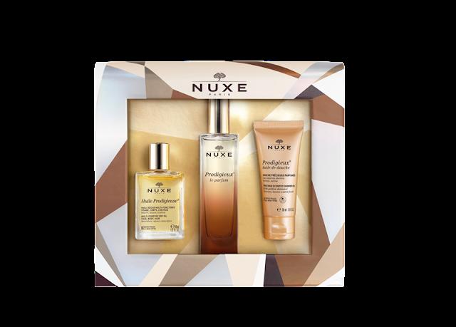 Nuxe Navidad Cofres Regalo beauty farmacia chritsmas belleza gift facial corporal perfume
