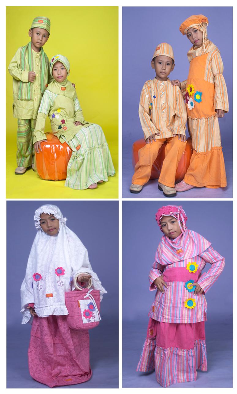 Peluang Usaha Baju Muslim Anak Menjelang Lebaran Teknologi